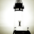 Yaquina Head Light - Haunted Oregon Lighthouse by Christine Till