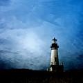 Yaquina Head Lighthouse by Carol Leigh