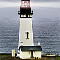 Yaquina Head Lighthouse by John Christopher