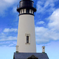 Yaquina Head Lighthouse by Todd Kreuter