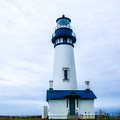 Yaquina Lighthouse by Alex Peralta