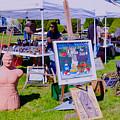 Yard Sale Day by Jeelan Clark