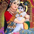 Yashoda  Krishna  by Sukkanya Ramanathan