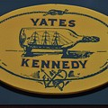 Yates Kennedy Sign Provincetown by Poet's Eye