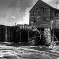 Yates Mill by Christopher McPhail
