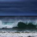 Yawning Wave by Donna Blackhall