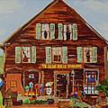 Ye Olde Sale Shoppe by Francois Lamothe