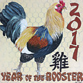 Year Of The Rooster by Sandra McClelland
