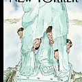Yearning To Breathe Free by Barry Blitt