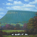 Yeats Country With Benbulben by Sean Conlon