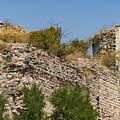 Yedikule Fortress Ruins by Bob Phillips