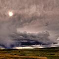 Yellostone Sky by Patrick  Flynn