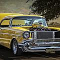 Yellow 57 by Tony  Colvin