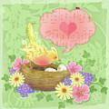 Yellow Bird's Love Song by Valerie Drake Lesiak
