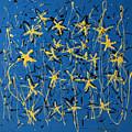 Yellow Blue by J R Seymour