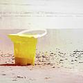 Yellow Bucket by JAMART Photography