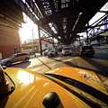 Yellow Cab by Ferry Zievinger