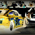 Yellow Car by Anita Goel
