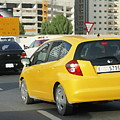 Yellow Car by Hussein Kefel