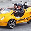 Yellow Car by John Hughes