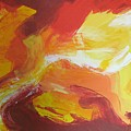 Yellow Clouds Sold by Christiane Schulze Art And Photography