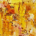 Yellow Conundrum by Regina Valluzzi