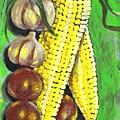 Yellow Corn by Robin Cordero