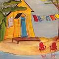 Cabin Fever by Heather Lovat-Fraser
