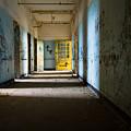 Yellow Door by Jon Washburn