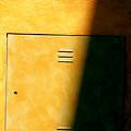 Yellow Escape by Jez C Self