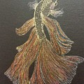 Yellow Fish by Natalia Wallwork