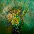 Yellow Flower by Julia Shapiro