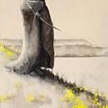 Yellow Flowers by Michele Bramlett