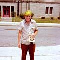 Yellow Hat by Deborah  Crew-Johnson
