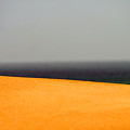 Yellow Horizon by Hana Shalom