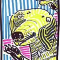 Yellow Lab by Robert Wolverton Jr