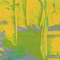 Yellow Ladders by Tonya Doughty