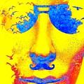 Yellow Man by Jenny Revitz Soper