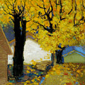 Yellow by Meihua Lu
