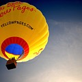 Yellow Pages Balloon by Michael Thomas