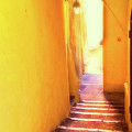 Yellow Passage  by Harry Spitz