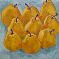 Yellow Pears by Vitali Komarov