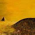 Yellow Pyramid by Mayhem Mediums