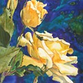 Yellow Rose After Texas by Diane Ziemski