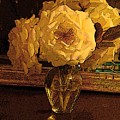 Yellow Roses by Susan Grissom