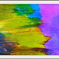 Yellow Sidewind by LaShonda Davis