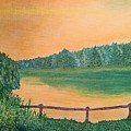 Yellow Sky by John Cunnane