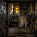 Yellow Stairs by Nathan Wright
