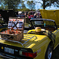 Yellow Tr6 by Timoke Brown