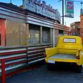Yellow Truck by Randy Cummings